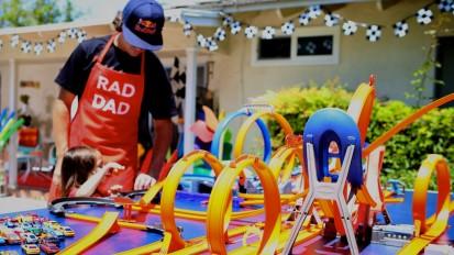 Hot Wheels: Rad Dads