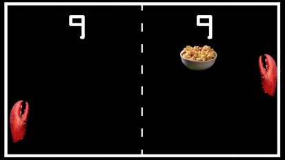 Quiznos: Pong