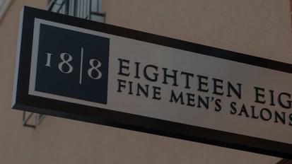 18|8 Men's Salons & Griff's Grooming